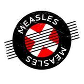 Measles epidemic in children