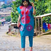 Beautiful Ladies, See These Beautiful And Trendy Ankara Trouser And Top Styles