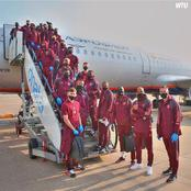 See Pictures Of Manchester united Squad Travelling To Germany For Europa Clash Against Copenhagen