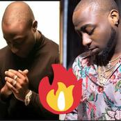 Davido Seeks Divine Intervention As He Asks His Fans To Pray On Twitter