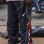 Notorious Thug Brutally Murdered By Angry Mob In Nairobi After Their Botched Robbery Went Miss