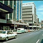 See Pictures of HillBrow Before The ANC came into power over South Africa: See This (Opinion)