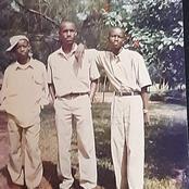 La photo du ministre Mamadou Touré (au centre) au CEG de Zuenoula remue la toile