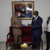 Retour de Gbagbo : EDS saisit officiellement l'ONU