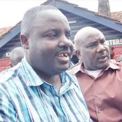 How Makadara MP George Aladwa Was Chased From Government Offices