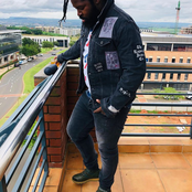 See Pictures Of Big Zulu Wearing A Skinny Jean