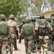 Nigerian Army recovers 4 bodies of soldiers killed in Orlu.