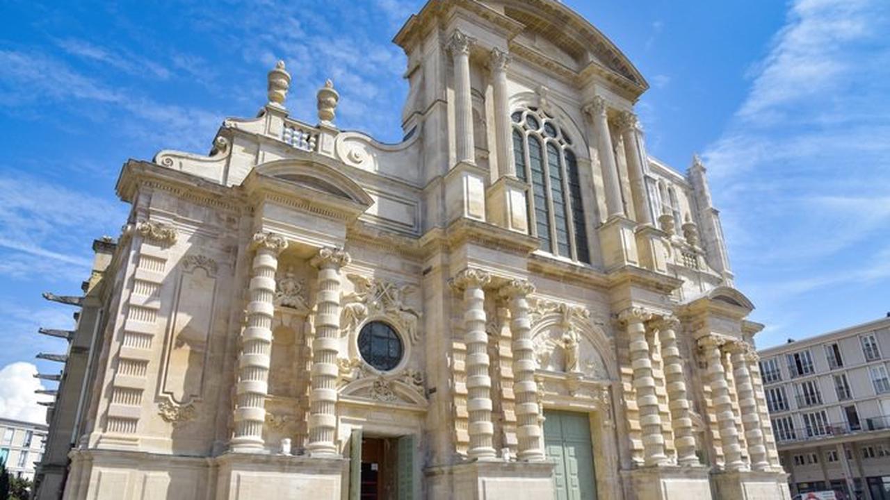 Exposition temporaire sur le chantier de restauration de la cathédrale Notre-Dame Cathédrale Notre-Dame Le Havre
