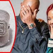 Did You Know That Mampintsha Put A Ring On Babes Wodumo?
