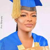 Meet The Beautiful Benin Actress That Tattooed Zubby Michael On Her Laps, And Begged Him For A Date