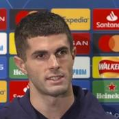 Chelsea's Christian Pulisic Speaks About The Fouls He Got From Porto Players In Tuesday's UCL Clash.