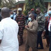 En visite hier à Mama : ce que KKB est allé dire aux parents de Gbagbo