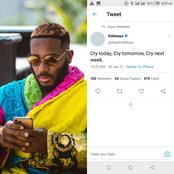 Mixed Reactions after Kiddwaya tweeted