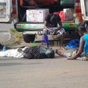 Anyama: un apprenti gbaka tue un motocycliste parce qu'il s'est plaint d'un accident dû au Gbaka