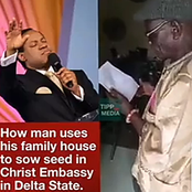 """My Son Used Our Family House to Sow a Seed & The Church Has Refused To Give It Back,"" Man Cries Out"