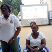 Cocody : Les jeunes de M'Pouto promettent la victoire à Noel Affoué Delphine