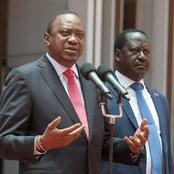 Blow to Uhuru and Raila After Leaked Details That Might Delay Their Plans Emerge