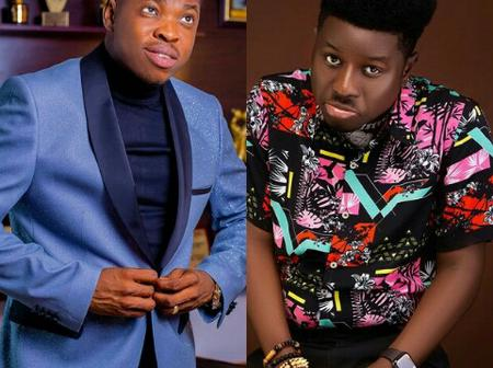 These photos of Kennyblaq and Woli Agba are stunning indeed