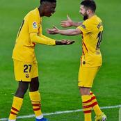 Zlatan and Dembele react to Barca youngster's statement after becoming 5th player to set new record