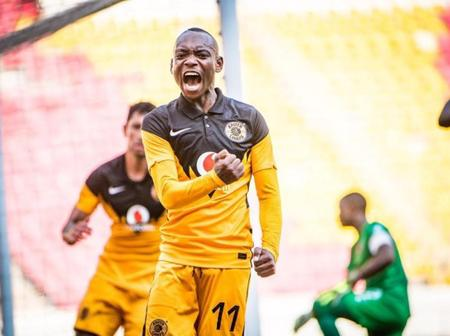 (Opinion)Khama Billiat put the negative aside and focused on his Career