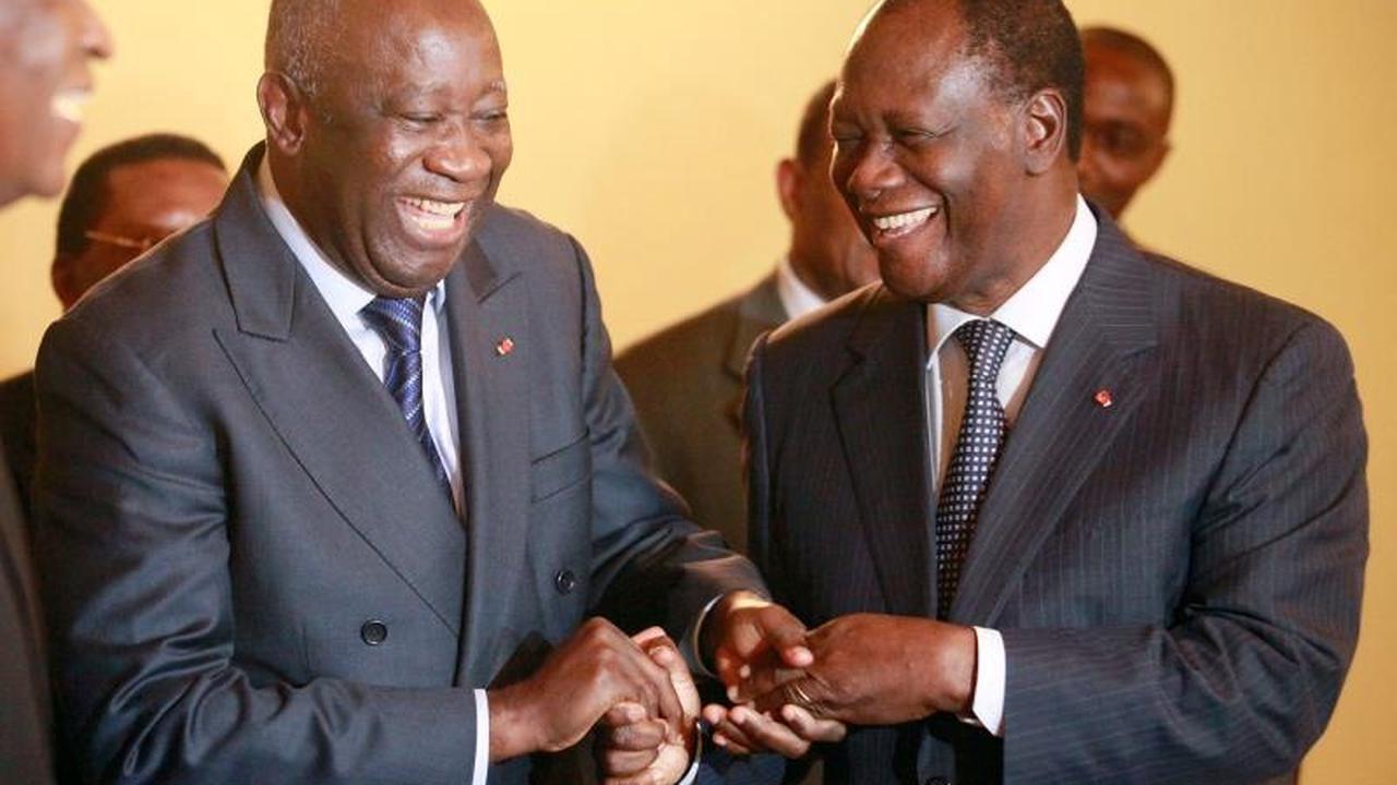 """Un cadre de Rhdp révèle: """"Ouattara m'a dit que Gbagbo est le seul président qui ne lui a causé aucun tort"""""""
