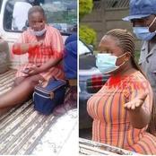 Zimbabwe : une femme arrêtée après avoir été surprise en plein ébats sexuels avec un jeune adolescent