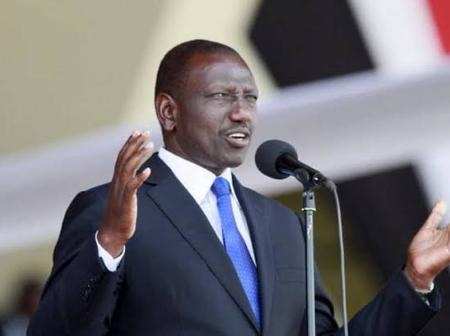 William Ruto's Message To Feisal Badar