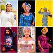 See Stunning Pictures Of Momee Gombe, Ummi Rahab, Maryam Yahaya and Other Young Kannywood Actresses