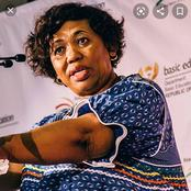 Minister of Basic Education Angie Motshekga to launch SGB elections tomorrow. Catch her live from 9.