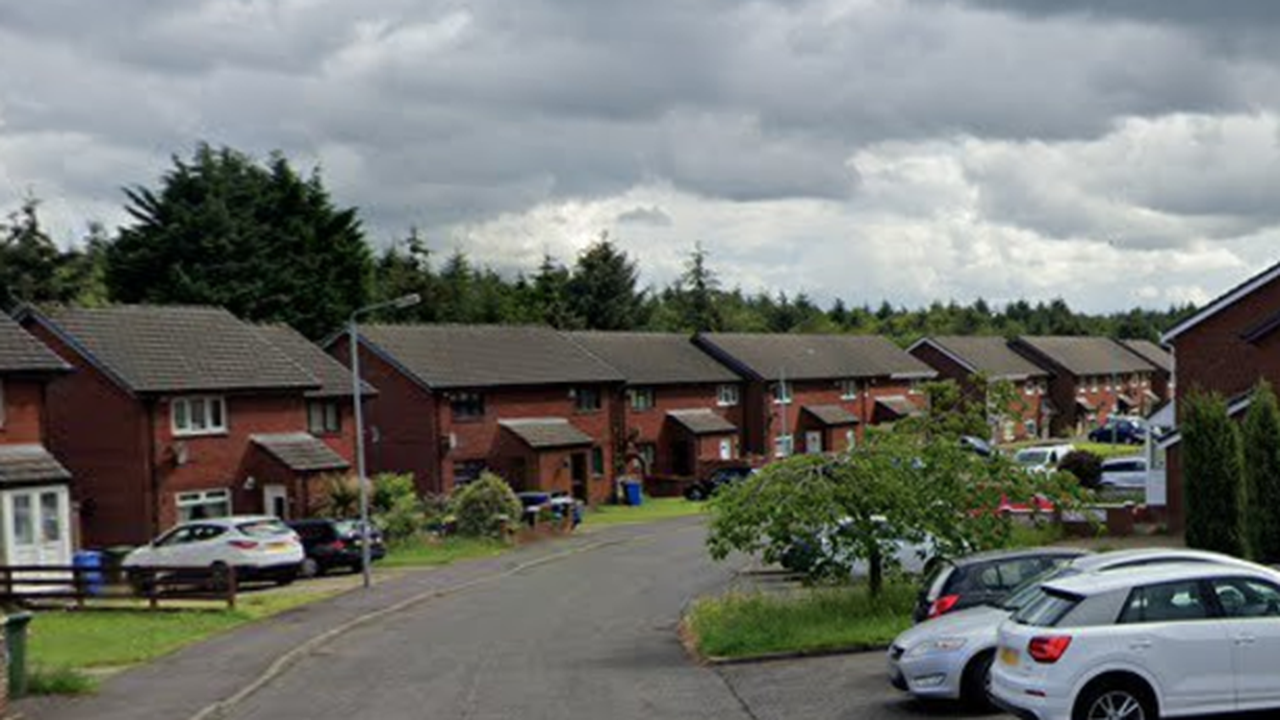 Scots family left shaken after masked man raids home making off with car
