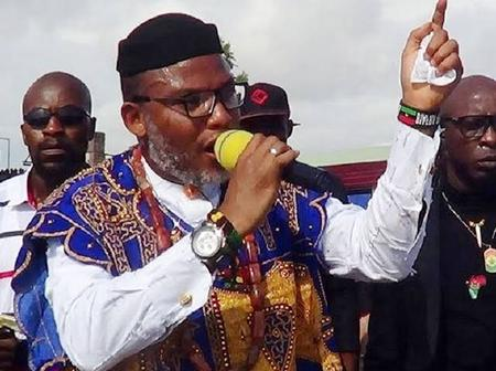 Nnamdi Kanu Sends A Strong Message To All IPOB Members, Here Is What He Said.