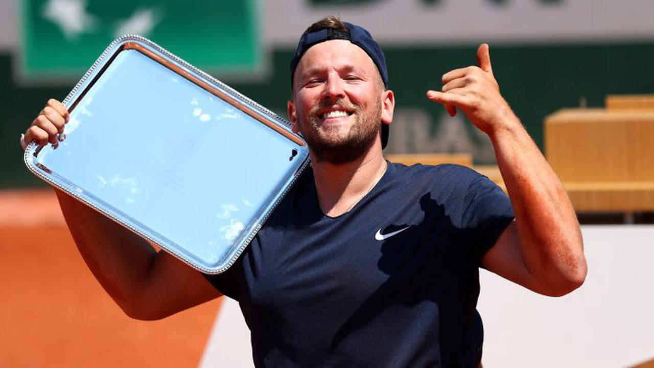 Alcott reaches Wimbledon wheelchair final