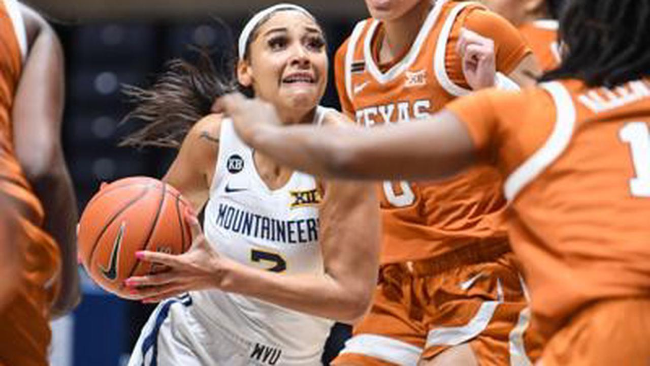 WVU women dominate to rout No. 17 Texas 92-58