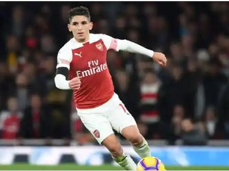Agent Of Arsenal Star in Madrid to finalize Atletico Madrid move from Arsenal'