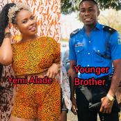 Yemi Alade Is Beautiful But Have You Seen How Handsome Her Brother Looks? Here are Some Photos