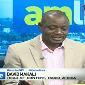 Reactions As David Makali Says DP Ruto Should Stop Lying to Kenyans on this Issue, See Details