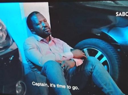 Lilly ended detective Mpambani's career on Uzalo