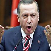 فضيحة أخلاقية تلاحق أردوغان.. وهذا ما حدث فى الطائرة التركية العسكرية