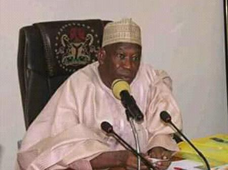 Governor Ganduje Destroy Expired Food Products Worth of N90m
