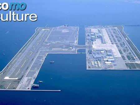 The World's First Floating Airport Built on Sea, Check Which Country Built it