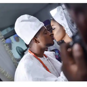 Meet Daughter Of The Alaafin Of Oyo And Her Handsome Husband
