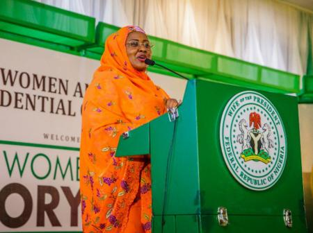 Why I Chose Nigerian Clinic Instead Of Travelling Abroad For Treatment – Aisha Buhari