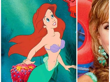 See What The Actress Behind The Role Of Ariel In The Little Mermaid Look Like Now