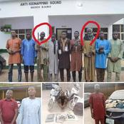 19 Photos: Kano Police Arrest Kidnapping And Armed Robbery Suspects, Car Snatchers