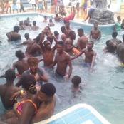 31 arrested over birthday pool party at Breman, Kumasi