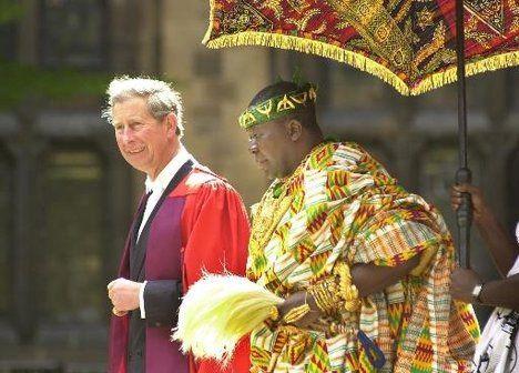 fa75634f1865143f57fa5c775ca3e698?quality=uhq&resize=720 - Throwback Photos of Otumfour Osei Tutu II hanging out with Queen Elizabeth II causes massive stir