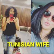 Meet Daniel Amokachi's Beautiful Tunisian Wife, His Twin Sons and Stunning Daughter