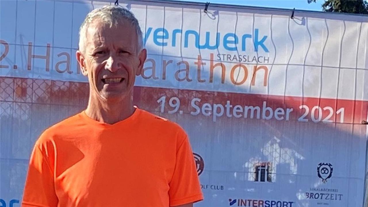 Leichtathletik: Ralf Radtke läuft in Bayern