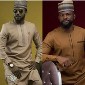 Exclusive Kaftan Wears For Cute African Men (Photos)