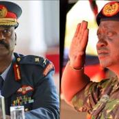General Badi Describes How President Uhuru Hired Him For Nairobi Metropolitan Services